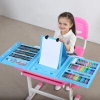 儿童水彩笔画画套装女孩幼儿园工具绘画笔礼盒小学生美术学习礼物
