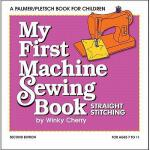 【预订】My First Machine Sewing Book: Straight Stitching