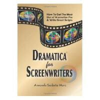【预订】Dramatica(r) for Screenwriters