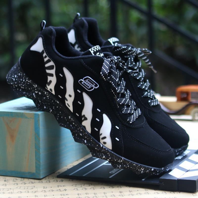 男鞋春季跑鞋战士学生潮流鞋子韩版休闲运动百搭跑步夏季潮鞋