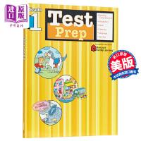 【中商原版】Flash Kids预测卷 1年级 英文原版 Test Prep Grade 1 练习册
