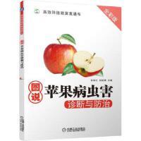 图说苹果病虫害诊断与防治孙瑞红,孙丽娜9787111504368机械工业出版社