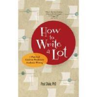 【预订】How to Write a Lot: A Practical Guide to Productive