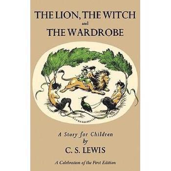 【预订】The Lion, the Witch and the Wardrobe: A Celebration 美国库房发货,通常付款后3-5周到货!