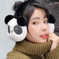 耳套保暖耳罩男女冬季可爱耳包韩版耳捂毛绒耳暖卡通挂耳包护耳朵