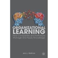 【预订】Organizational Learning: How Companies and Y97811373015