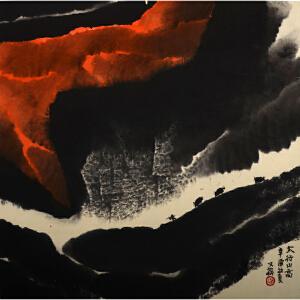 R105贾又福  《太行山高》