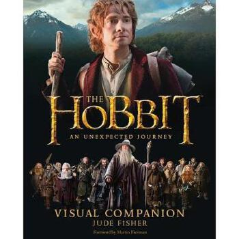 【预订】The Hobbit: An Unexpected Journey Visual Companion 美国库房发货,通常付款后3-5周到货!