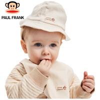 PWA1771027大嘴猴(paul frank)婴童小怪物彩棉遮阳帽子
