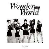 Wonder Girls 奇迹女生组 奇迹世界 影音版(CD DVD 写真书)
