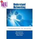 【中商海外直订】Understand Networking: Fundamentals to Security