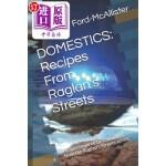 【中商海外直订】Domestics: Recipes from Raglan's Streets: Recipes I