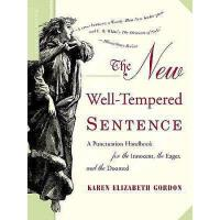 【预订】The New Well-Tempered Sentence: A Punctuation