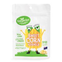新西兰 奇异果园Kiwigarden 冻干香甜玉米粒14g 宝宝健康休闲零食