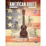 【预订】American Roots Music for Ukulele: Over 50 Great