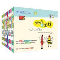 蚂蚁和蜜蜂儿童色彩单词故事书系列(全11册)[英]安吉拉・班纳;程静 译;吴迪 吉林美术出版社