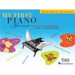 【现货】英文原版 菲伯尔我的钢琴启蒙课:B级创作训练(迈向五线谱)初学适用 My First Piano Advent