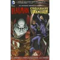 【预订】DC Universe Presents, Volume 1: Deadman/Challengers