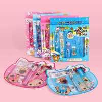 小学生文具套装奖品福袋礼品幼儿园学习用品儿童礼物批发礼盒