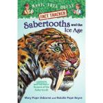 【预订】Magic Tree House Fact Tracker #12: Sabertooths and
