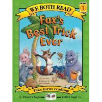 【预订】Fox's Best Trick Ever: Level 1