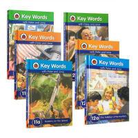 英文原版 Key Words: 11a 11b 11c 12a 12b 12c 6本套装 儿童4-6-8岁学习用书精装