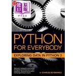 【中商海外直订】Python for Everybody: Exploring Data in Python 3