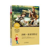 成长文库-世界少年文学精选-青少版-汤姆・索亚历险记