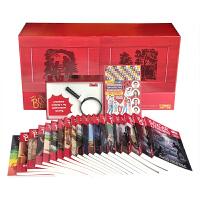 The Boxcar Children20-Book Set 棚车少年 英文原版 20册全 典藏版  儿童章节桥梁书 畅销60年的经典儿童文学  美国教育部强力推荐学生课外读物