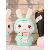 兔子早教机婴幼儿启蒙会唱歌播放器儿童故事机 婴儿音乐玩具0-3岁