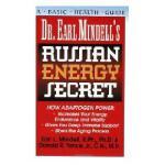 【预订】Dr. Earl Mindell's Russian Energy Secret