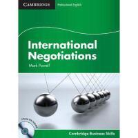【预订】International Negotiations Student's Book with Audio