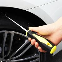 汽车轮胎清理勾车胎去除石子清理工具多功能工具不锈钢缝隙钩