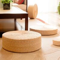 草编榻榻米垫打坐拜佛垫加厚禅修垫禅坐坐垫