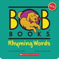 【现货】英文原版 鲍勃书:押韵词 (2阶)Bob Books: Rhyming Words 4-6岁适读 学前