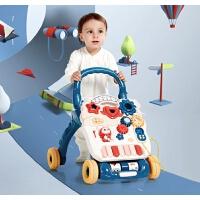 婴儿学步车女孩推车宝宝多功能手推车儿童学步车