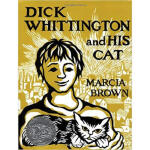 【正版直发】DICK WHITTINGTON AND HIS CAT MARCIA BROWN 97806841899