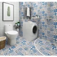 卫生间地砖墙纸自粘地板贴厨房瓷砖贴纸浴室墙贴纸