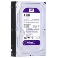 WD/西部数据 紫盘 1TB SATA3 64M 监控硬盘 WD10EJRX