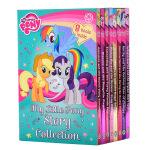 【中商原版】小马宝莉8册礼品套装 英文原版 My Little Pony Collection 儿童章节书 卡通动画
