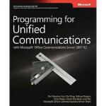 【预订】Programming for Unified Communications with