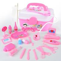 小医生玩具套装箱打针护士男孩北美儿童医院过家家女孩听诊器