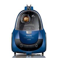 飞利浦吸尘器FC8471 家用大吸力无尘袋卧式除螨吸尘器 强力大功率