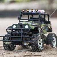 遥控越野车儿童玩具汽车男童开发益智力
