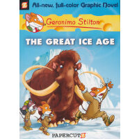 Geronimo Stilton (Graphic Novels) #05: The Great Ice Age 老鼠