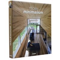 极简主义风格住宅 MORE MINIMALISM 简约风格室内装修装饰设计书籍