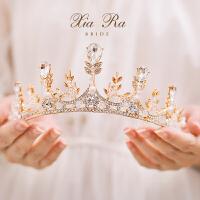 欧式新娘皇冠头冠头饰发饰生日派对婚礼饰品