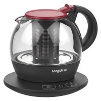 家用保温电子茶壶煮茶器 黑茶玻璃电热水壶烧水壶