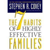 高效能家庭的七个习惯 英文原版 The 7 Habits of Highly Effective Families