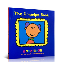 【全店300减100】英文原版童书绘本 The Grandpa Book 纽约时报作家Todd Parr